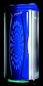Вертикальный турбо солрий Tecnosole